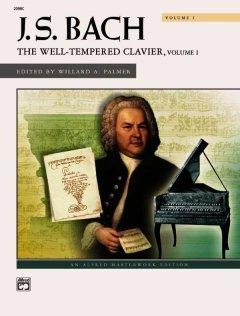 Price comparison product image J. S. Bach: The Well-Tempered Clavier
