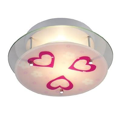Elk 21002/2 Novelty 2-Light Heart Semi-Flush