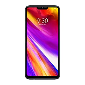 LG G7+ ThinQ LM-G710EAW 128GB/6GB (Factory Unlocked) - GSM ONLY, NO CDMA - No Warranty in the USA