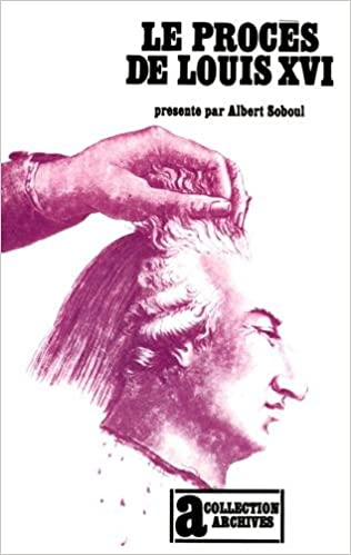 Livres pdf gratuits à télécharger Le Procès de Louis XVI. Présenté par Albert Soboul. in French iBook