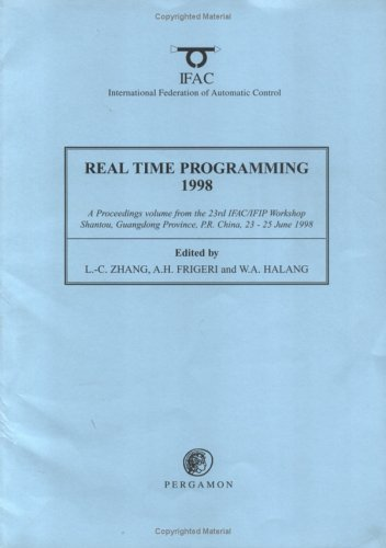 Real Time Programming 1998 (IFAC Proceedings Volumes)