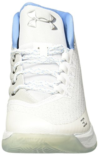 Under Armour Mens Curry 3 Scarpe Da Basket Opale Blu