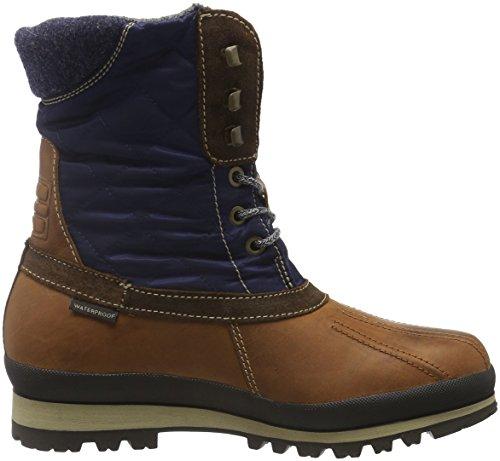 Napapijri Greta 13742529-13742529n67 Svart-brun-marineblå