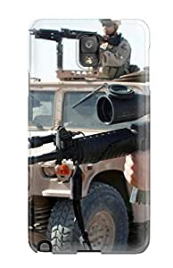 First-class Case Cover For Galaxy Note 3 Dual Protection Cover Warzone Soldiers