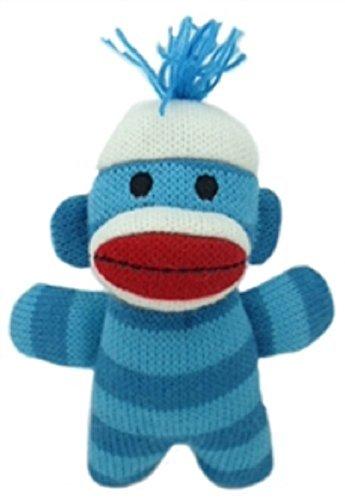 Lulubelles Power Plush - Weezy Sock Monkey Baby ()