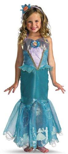 50510 (7-8) Child Ariel Prestige Storybook
