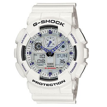 G-Shock Ga100 Casual Digital Watch