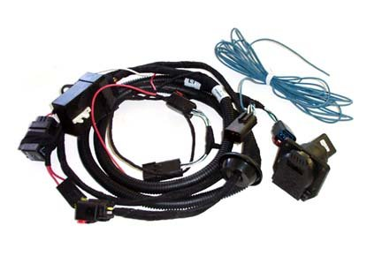 amazon com mopar oem jeep commander trailer tow wiring harness kit rh amazon com jeep flat tow wiring jeep trailer wiring kit