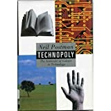 img - for Technopoly: The Surrender of Culture to Technology by Postman, Neil(March 17, 1992) Hardcover book / textbook / text book