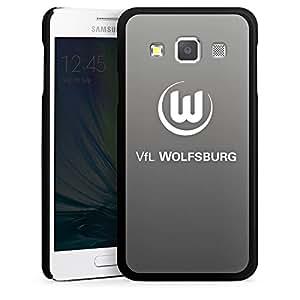 Carcasa Samsung galaxia A3 protectora Negro - Diseño del VFL Wolfsburg Antracita