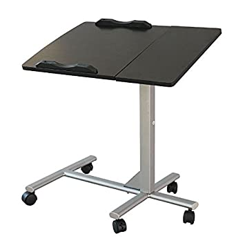 Amazon.com: Cypress Shop - Sofá de mesa, altura ajustable ...