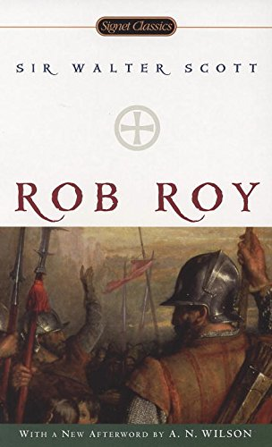 Book cover for Rob Roy
