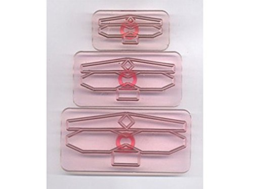JEM Small Bows Cutter - Set of 3 -