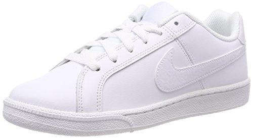 112 white black white Blanco Nike Royale Court Mujer Zapatillas Wmns Para xqAv8TO