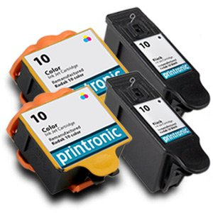 Printronic Compatible Ink Cartridge Replacement for Kodak 10