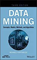 Data Mining: Concepts, Models, Methods, and Algorithms, 3rd Edition Front Cover