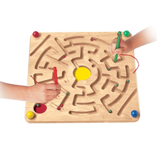 Childrens Magnetic Maze Board Toy product image