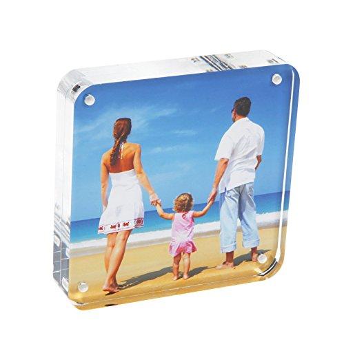 Round Acrylic Top (Niubee 5x5