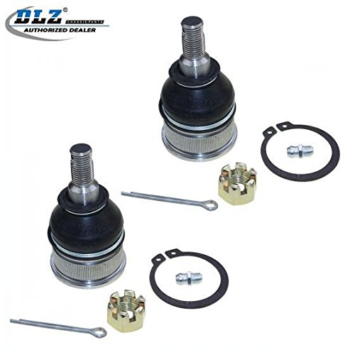 (DLZ 2 Pcs Front Suspension Kit-2 Lower Ball Joints Compatible with 2001 2002 2003 2004 2005 Honda Civic Acura El K90332)