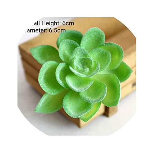 (Artificial Succulent Landscape Lotus Flower Arrangement Christmas Wedding Party Supplies Fake)