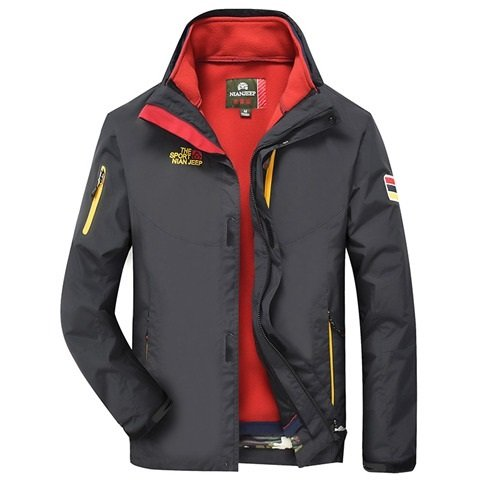 73e928c2f39 World2home Men s 2-in-1 Fit Windbreaker Winter Rain Jacket (Standard)   Amazon.in  Clothing   Accessories