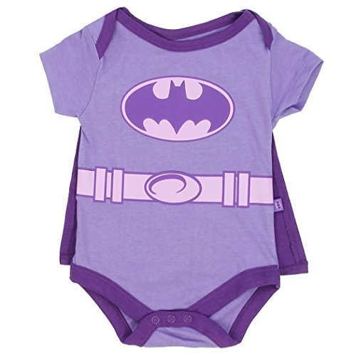 (Batgirl Infant Baby Girls