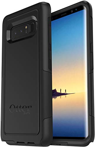 OtterBox COMMUTER SERIES Case for Samsung Galaxy NOTE 8 - Non-Retail Packaging - BLACK