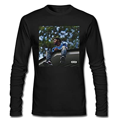 WTOO Men's Hot 2014 Forest Hills Drive J. Cole Long Sleeve T Shirt