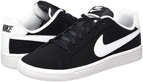 De Tennis gs Noir Pour Court noir Chaussures Enfants Royale Blanc Nike XwqFIZxPn