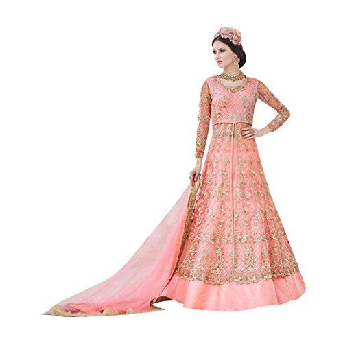 Ready to wear Europe size 32 to 44 Ceremony Party Wear Anarkali ...
