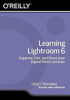 Learning Lightroom 6 [Online Code]
