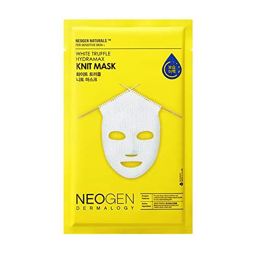 (Neogen Dermalogy Knit Mask (White Truffle Hydramax) )