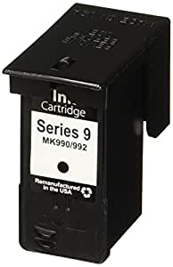 Premium Compatibles Inc. MK990-RPC Replacement Ink and Toner Cartridge for Dell Printers, Black