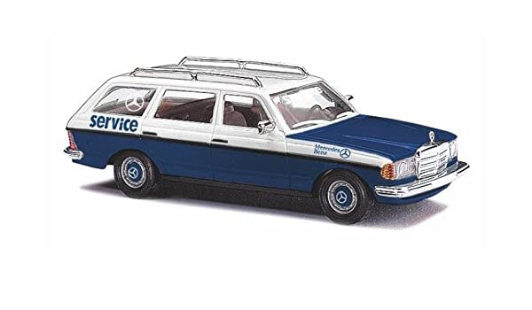 Amazon Com 1977 Mercedes Benz W123 Station Wagon Assembled