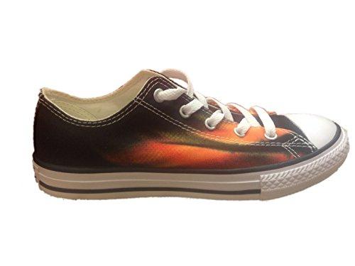Converse, Sneaker donna nero nero