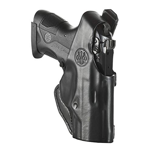 Beretta Leather Holster Mod. 06 for PX4 Subcompact, Right Hand, Black, ()