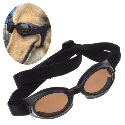 Namsan Puppy Schwarz UV-Schutzbrillen Eyewear stilvolle Sonnenbrille Fuer Medium Hund