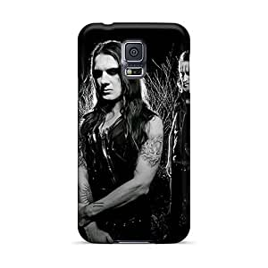 Anti-Scratch Hard Phone Cases For Samsung Galaxy S5 (ThR16577FPNV) Allow Personal Design Attractive Breaking Benjamin Skin