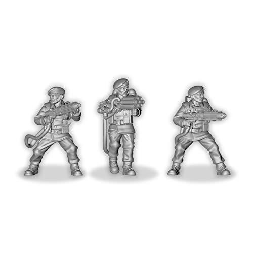 Achtung! Miniaturas de Cthulhu - Comandos de la Sección M (Edge Entertainment muh00117)