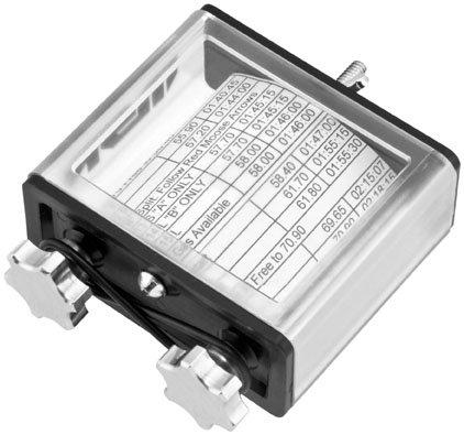 Chart Holder Roll - MSR Side Load Eoll Sheet Holder W/Hardware Universal