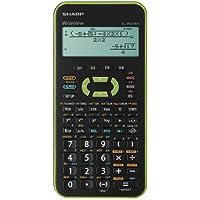 EL-W531 XH-GR wissenschaftlicher Schulrechner, WriteView-Anzeige, Farbe grün-metallic, SEK I&II, 335 Funktionen, Batterie