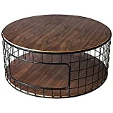 41HTbVd63WL. SL160  Wireframe Coffee Table