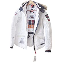 Bogner Women Arctic-D Down Ski Jacket White