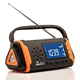 Emergency Radio with NOAA Weather Alert - Hand