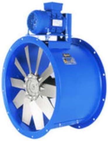 Casals vent. hh - Ventilador helicoidal hh90 t4 trifasico 1420rpm ...