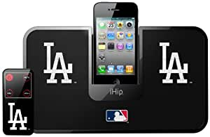 iHip Official MLB - WASHINGTON NATIONALS - Portable iDock Stereo Speaker with Wireless Remote MLV5000WAN