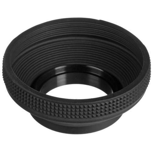 B+W 58mm 900 Collapsible Rubber Lens Hood for Standard/Short Zoom Lenses