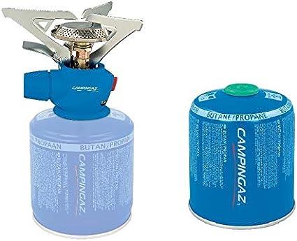 ALTIGASI Campingaz - Hornillo de gas Twister Plus - Encendido ...