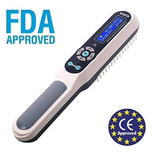 FDA Approved Hand-held UVB Light Therapy Home Phototherapy for Skin Disorders Treatment