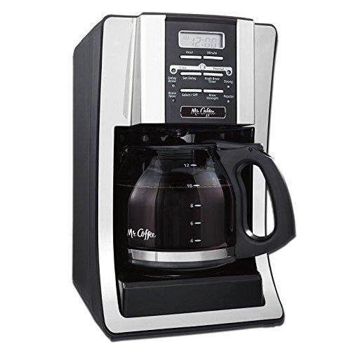 Mr Coffee Coffee Maker BVMC-SJX33GT 12-Cup Programmable w...